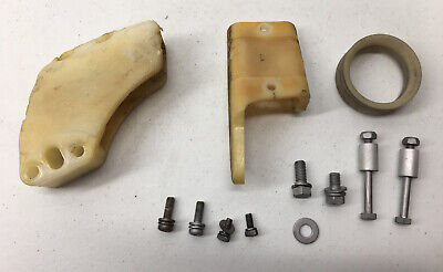 1980 1981 Yamaha Motorcycle IT175 IT 175 Chain Roller Guide Parts