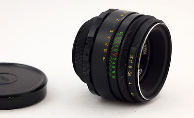 Best! HELIOS 44-2 M42 58mm f/2.0 Soviet Lens for Zenit Pentax