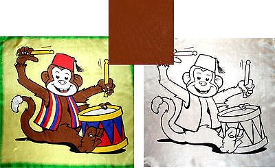 Monkey Silk Set for Magic Tricks by Practical Magic