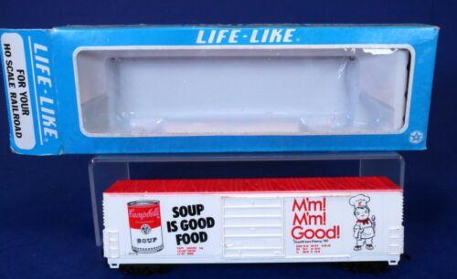 Life-Like HO Scale Campbell