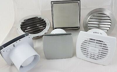 Badezimmer Ventilator (Badlüfter Wandlüfter Deckenlüfter Rohrlüfter Ventilator Badezimmer Gäste WC)