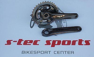 Shimano XTR FC-M9020 Bielas 2x 11-fach, Bicicleta de Montaña