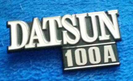 Datsun badge Nollamara Stirling Area Preview