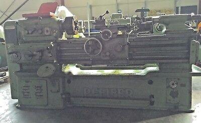 Leit- und Zugspindeldrehmaschine  250 x 1000 PFEIFER