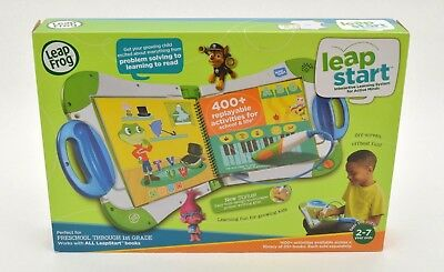 Leap Frog LeapStart Interactive Learning System Preschool Through Grade 1 (TOY35
