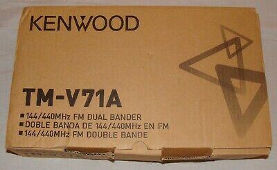 Kenwood TM-V71A VHF/UHF Dual Band Mobile Transceiver