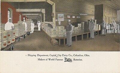 Party City Columbus Oh ((U) Columbus, OH - Capital City Dairy Company - Interior of Shipping)
