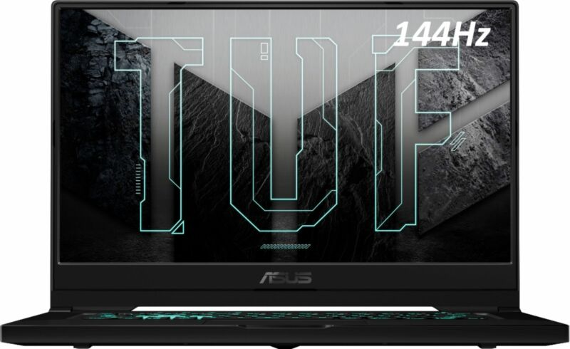 "ASUS - TUF DASH 15.6"" Gaming Laptop - Intel 11th Gen i7 - 16GB Memory - NVIDI..."