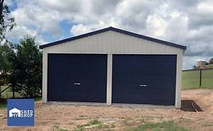 6m x 6m Shed Ipswich Ipswich City Preview