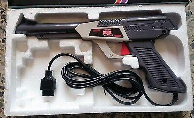PistolaVídeo Láser Gun con sonido estéreo paraNES- diseño retro