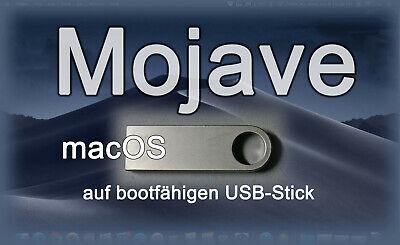 Apple Mac Usb (Bootfähiger USB Stick mit Apple Mac OS Mojave)