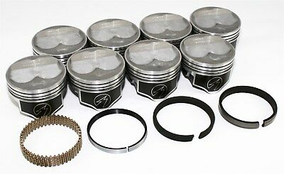 Sealed Power Moly Piston Rings - Sealed Power Chevy 383 4.040