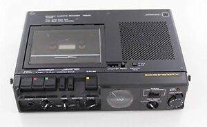 WANTED: 3 head portable tape recorder