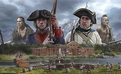 Italeri French and Indian War 1754-1763 510006180 Italeri 1:72 6180