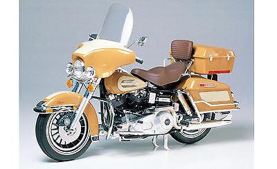 TAMIYA Motorrad Plastikbausatz 1:6 HARLEY-DAVIDSON FLH CLASSIC 16040 NEU/OVP