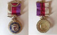 Medaglia Massonica Argento Inglese - Anno 1906 - Raob- Acton Lodge N.24 -  - ebay.it