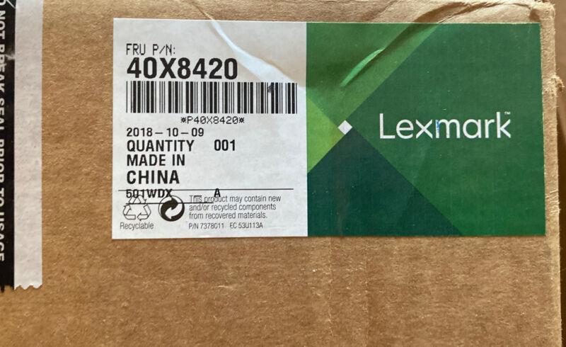 Lexmark Return Program Fuser Maintenance Kit Type 00 40X8420