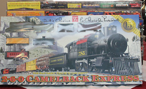 President's Choice Train Set 2-6-0 Camelback Express #6 | Mint