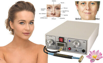 Ion Pro face & neck lift machine wrinkle reduction better than