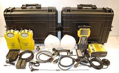 Trimble 5700 5700 Hpb450 Tsc2 L1 L2 Rtk Gps Receivers  Complete Rtk Package