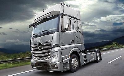 Italeri Mercedes Benz Actros MP4 Gigaspace 510003905 1:24 Italeri 3905  X