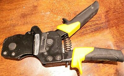 Apollo Pex 69ptbj0010c 38-inch - 1-inch One Hand Cinch Clamp Tool Used