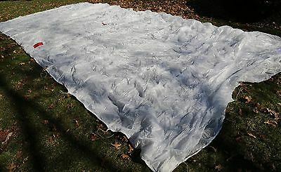 Quick 400 sq ft- tandem skydiving 9 cell reserve parachute canopy - 06/2003