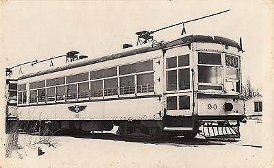 SOUTHWEST MISSOURI ELECTRIC RAILWAY ~ PITCHER, OKLAHOMA ~ c. - 1910
