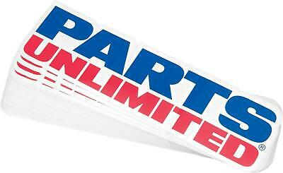 PARTS UNLIMITED DECALS PU 16