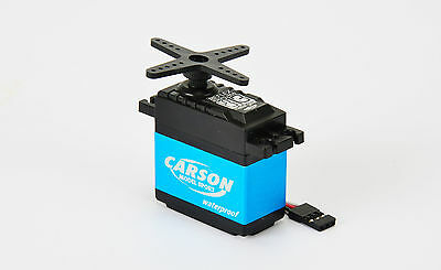 Carson 500502025 Servo CS-13 Waterproof MG/13 Kg/JR