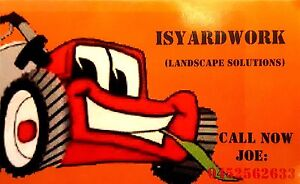 ISYARDWORK - Landscaping solutions - GARDENING & TREE LOPPING Karrinyup Stirling Area Preview