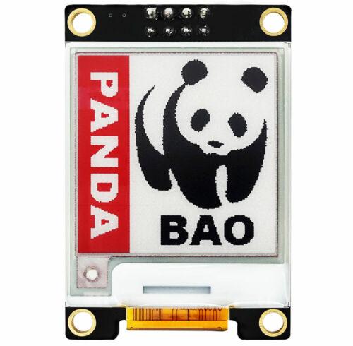 Red 1.54 inch e-Ink/e-Paper Display Module 152x152 for Arduino,Raspberry Pi