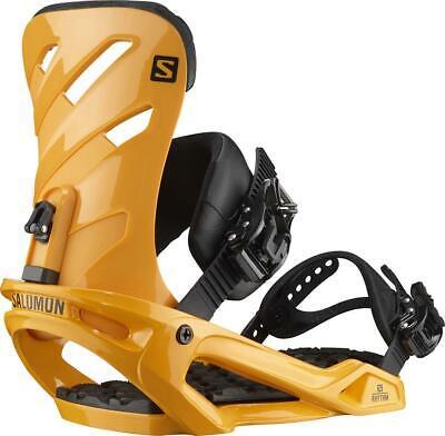 Salomon Rhythm Snowboard Bindings Saffran