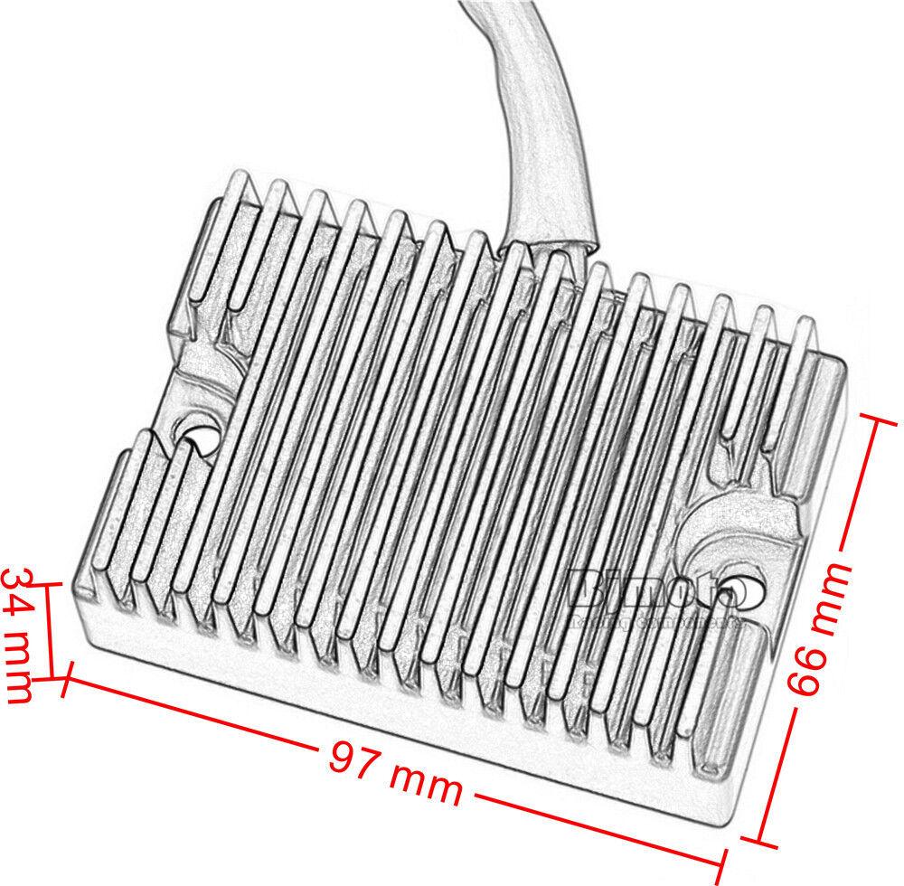 Voltage Regulator Rectifiers For Harley-Davidson 74523-94A