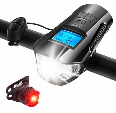 Inalámbrico LCD Ordenador Para Bicicleta Cuentakilómetros Bicicleta Bike LED
