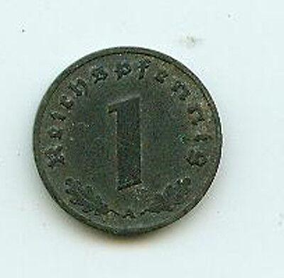 Deutsches Reich 1 Pfennig 1942 A