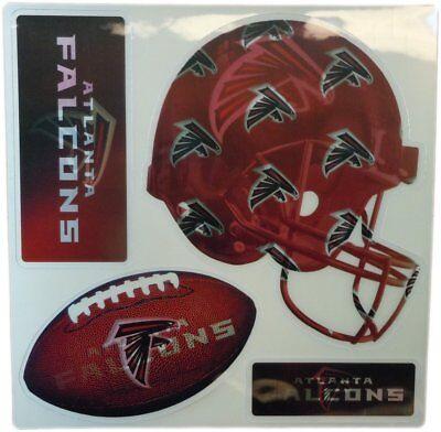 """NFL """"4-Piece"""" 3D Multi-Magnets"""
