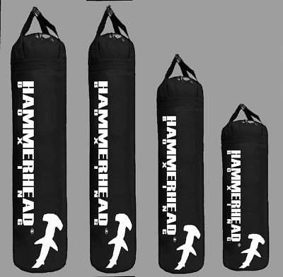 Unfilled Heavy Bag Boxing Kickboxing MMA Muay Thai Punching Bag THE
