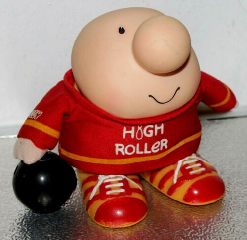"Vintage 1988 ""High Roller"" ZIGGY Plush Doll. Universal Press Syndicate"