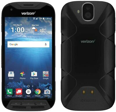 UNLOCKED Verizon Kyocera DuraForce Pro E6810 Smart Phone T-Mobile AT&T Cricket