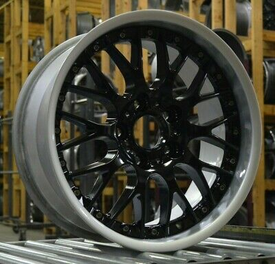 "17"" BMW 525i 530i 540i 2001 2002 2003 Factory OEM Rim Wheel 59353 Black"
