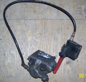Polaris hydraulic brake Indy 400 500 650 Trail Classic Indy Lite