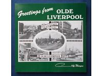 Greetings from Olde Liverpool - Softback book. Very good condition. Free Post to UK addresses.