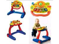 Sit to.stand walker vtech
