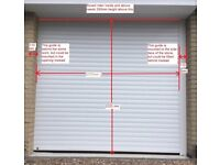 2016 Garage Door Hormann Remote Electric White Perfect Has to Go on 24 August