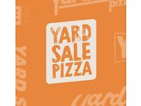 YARD SALE PIZZA: Supervisor / FOH for newly expanding pizza parlour