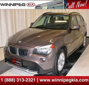2012 BMW X1 *No Accidents! AWD!*