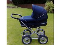 Emmaljunga 2 in 1 Pram/Pushchair