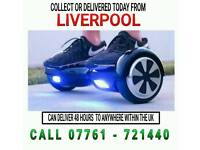 HOVERBOARD SEG WAY 2 WHEEL ELECTRIC SCOOTER SMART BALANCE BOARD UNICYCLE WITH BLUETOOTH