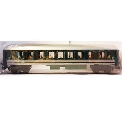 Vagón Pasajeros Para Tren Eléctrico Miniatura LIMA H0 2905 Escala 1:87